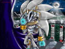 silver the hedgehog  cool silver - silver-the-h...