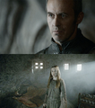 Stannis & Shireen Baratheon - game-of-thrones fan art