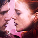 Jon & Ygritte - game-of-thrones icon