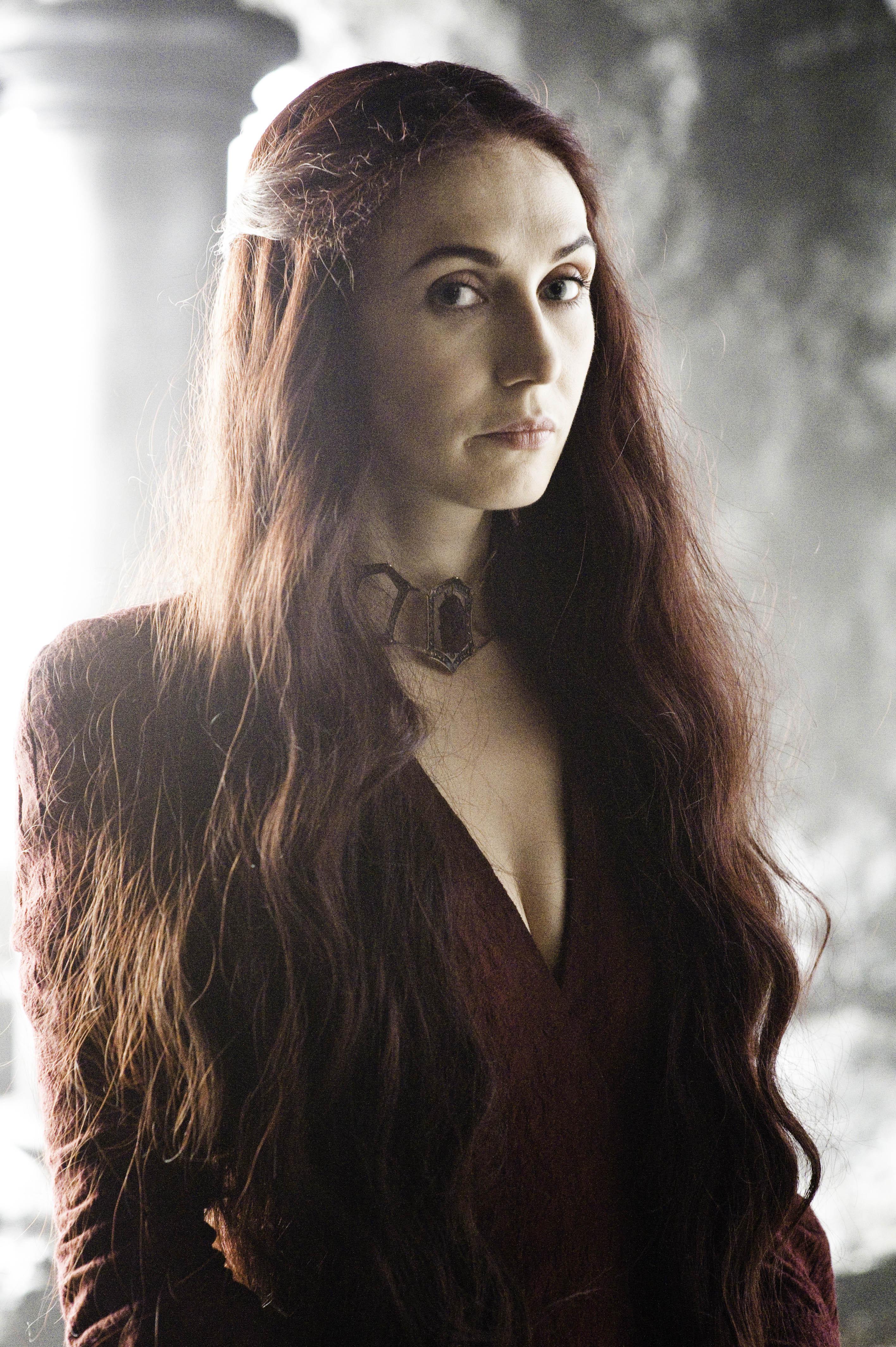 Carice Van Houten Game Of Thrones Pics