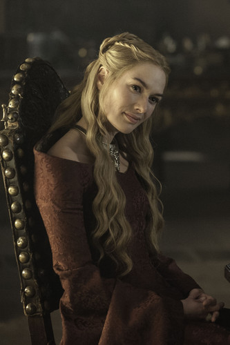 Game of Thrones wallpaper possibly with a hip boot called Cersei Lannister