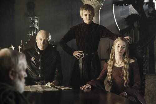 Tywin, Cersei & Joffrey