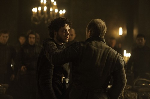 Robb Stark & Roose Bolton