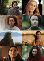 The women of Season 3 - game-of-thrones fan art