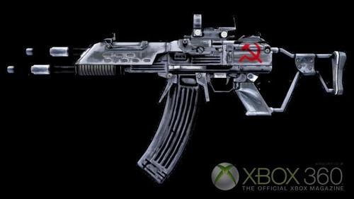 बंदूकों