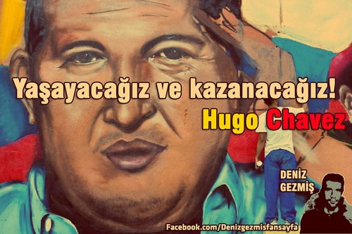hugo chavez and deniz gezmiş