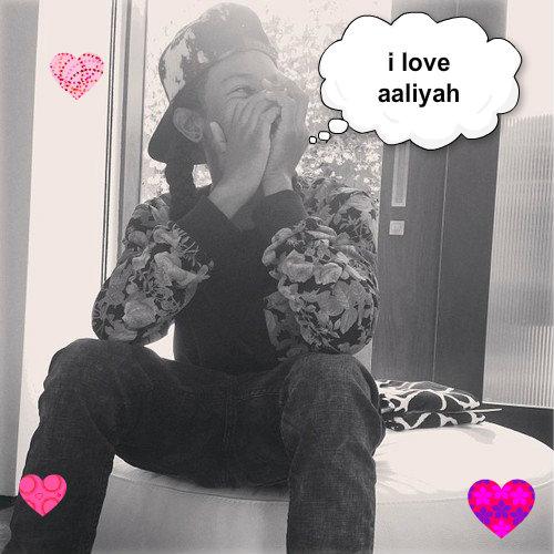 i Liebe Aaliyah