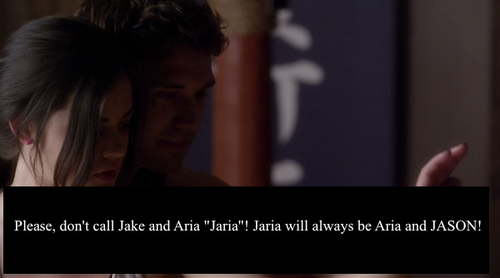 jaria for jason and aria