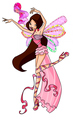 lily harmonix and jenny - winx-club-ocs fan art
