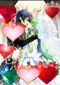 love - lelouch-and-cc fan art