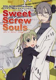 maka and stien, soul's gonna be pissed
