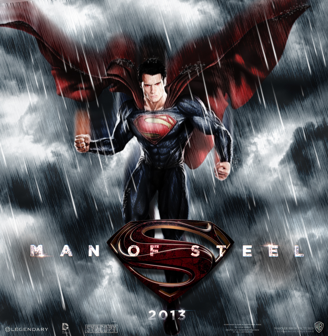 Man of Steel man of steelMan Of Steel