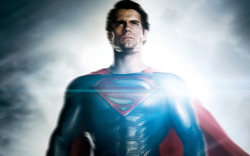 man of steel پیپر وال
