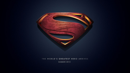 man of steel Обои