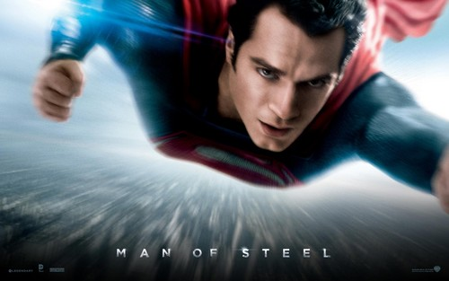 man of steel 바탕화면