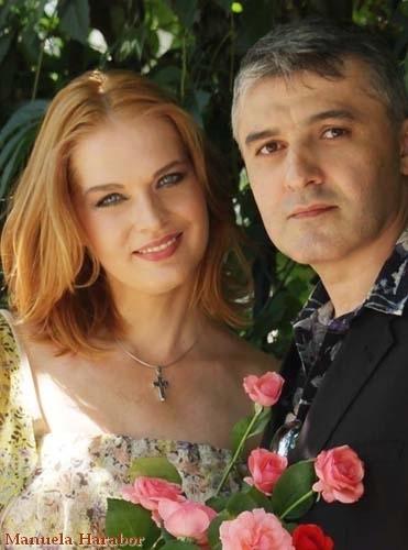 Manuela Harabor husband famous romanians actors