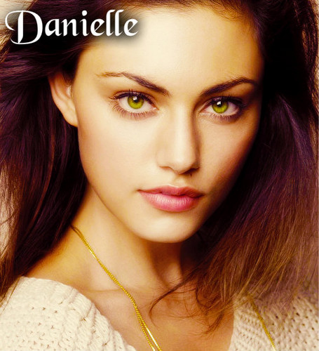 my triple romance danielle