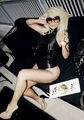 new outtakes by Francois Berthier (2008) - lady-gaga photo