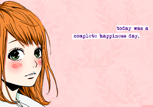 Orange (TAKANO Ichigo) wallpaper possibly containing anime called orange