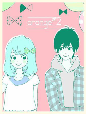 оранжевый (TAKANO Ichigo) Обои possibly with Аниме titled оранжевый