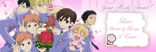 ouran school love anime 4 ever