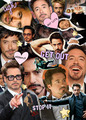 rdj. - robert-downey-jr fan art