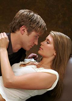 ryan & marrisa ciuman