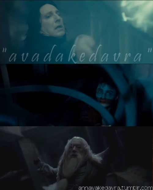 Pin Snape Kills Dumbledore Jedi Style Voldemort Vs Darth ... Dumbledore Vs Snape
