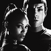 spock/uhura promo