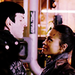 star trek into darkness - spock-and-uhura icon