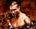 the leagend - randy-orton fan art