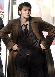 the tenth doctor is awesome