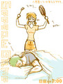 zoro nami love - nami-and-zoro fan art