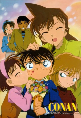 detective conan characters images 3 wallpaper and background