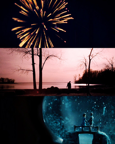 Warm Bodies Movie fondo de pantalla containing a resort and a hot tub entitled <3