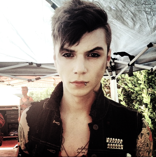 Andy ☆ - Andy Sixx Photo (34816973) - Fanpop