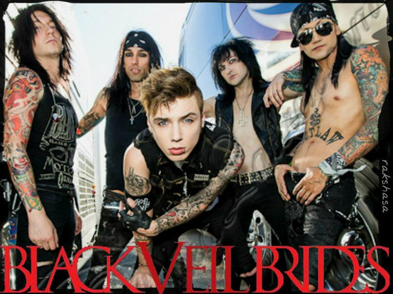 Bvb Black Veil Brides Fondo De Pantalla 34883600