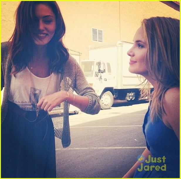 CW фото shoot(May 21)