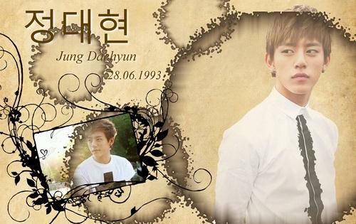 ♦ Happy Birthday Daehyun ♦