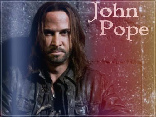 ★ John Pope ☆