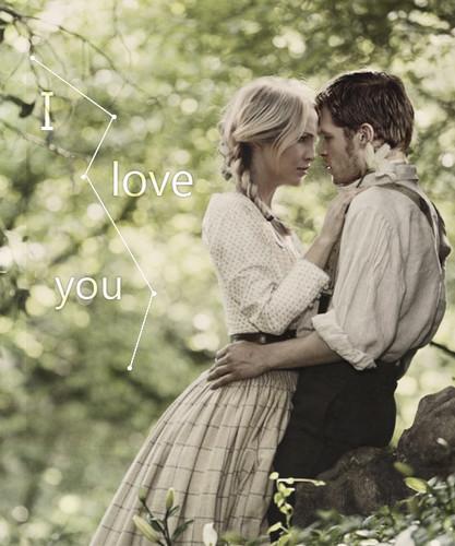 """Love knows no boundaries"""