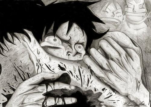 *Luffy & Ace*