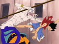 *Luffy v/s Eneru*