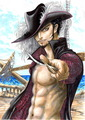 *Mihawk* - one-piece photo