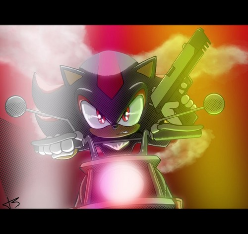 .:Shadow the Hedgehog:.