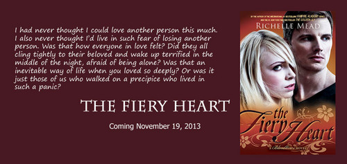 'The Fiery Heart' teaser - bloodlines-series Photo