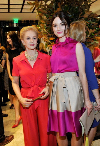 Vanity Fair and Carolina Herrera Celebrate The opening