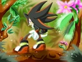 .:White Jungle:. - shadow-the-hedgehog wallpaper