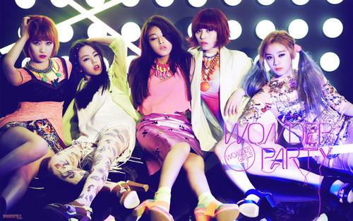 ♦ Wonder Girls ♦
