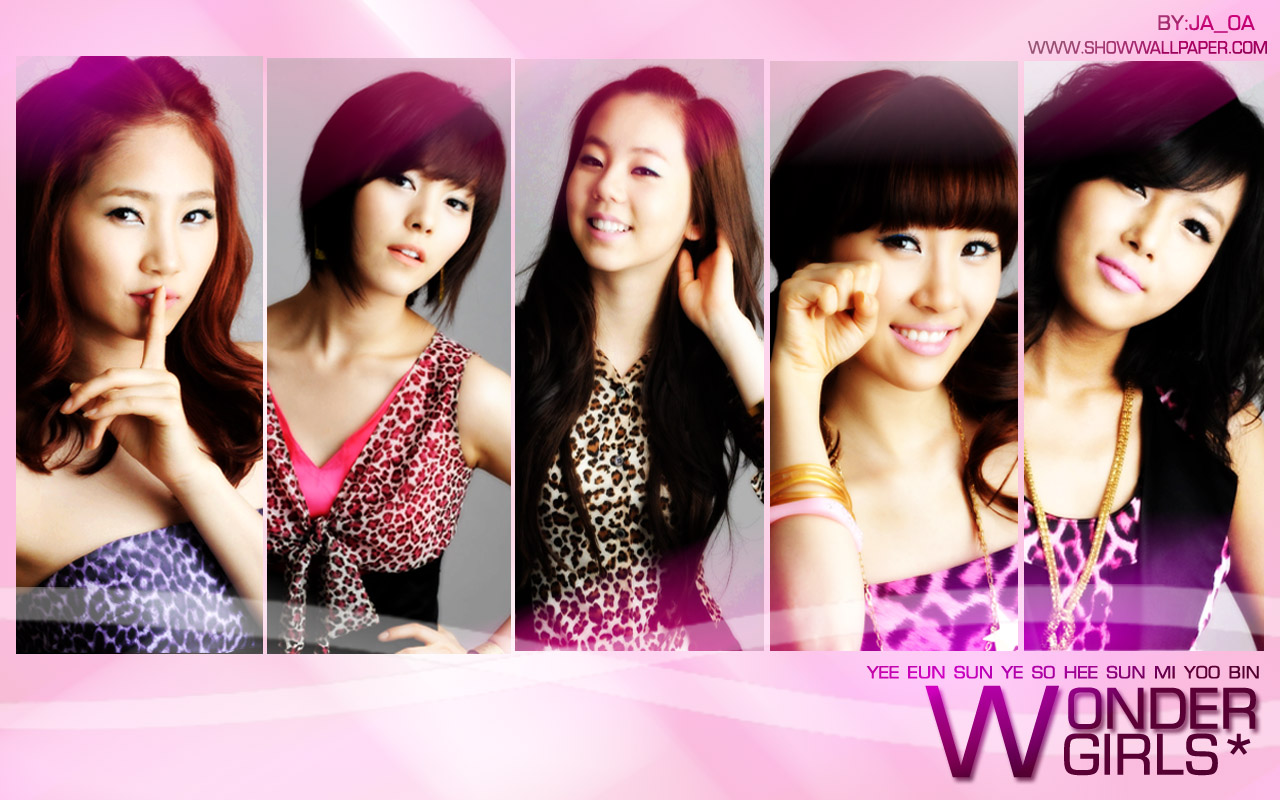 Wonder girls wonder girls